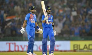 کوہلی کی شاندار بیٹنگ، جنوبی افریقہ کو دوسرے ٹی20 میں شکست