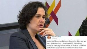 Writer Kamila Shamsie stripped of German literary award over pro-Palestine stance