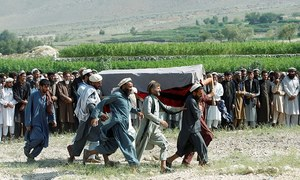 Letter detailing civilian presence failed to prevent deadly Afghan drone strike