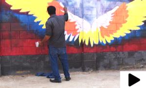 لیاری میں امن بحال ہونے کے بعد مثبت سرگرمیوں میں اضافہ