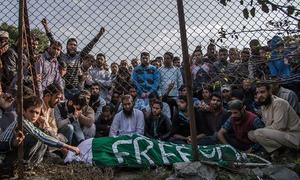 'کشمیریوں کو زندہ درگور کردیا گیا، اقوام متحدہ قراردادوں پر عملدرآمد کروائے'