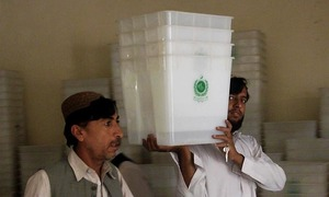 LG polls face delay as KP govt denies ECP local bodies data