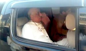 Khursheed Shah remanded in NAB custody for 9 days