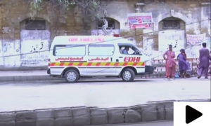 سندھ بھر میں سرکاری ایمبولینس سروس غائب
