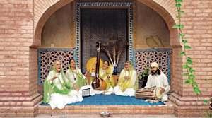 All-women group rises in tribute to Guru Nanak