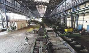 Gross violations multiplying Pakistan Steel woes: auditors