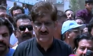 'So-called friends of Karachi' choked sewers to disrupt cleanliness drive, says CM Shah