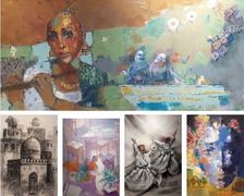 Exhibition captures glimpses of a diverse society