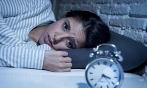 نیند کی کمی کا بہت بڑا نقصان