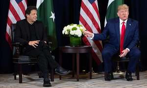 Trump says ready to mediate on Kashmir if both Pakistan, India want