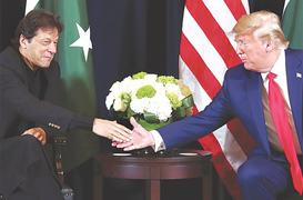 Everyone must be treated well in Kashmir: Trump