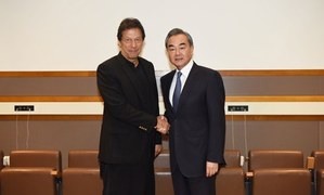 China reiterates support to Pakistan on Kashmir, other issues