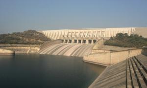 منگلا ڈیم سے بجلی کی پیداوار متاثر ہونے کے بعد بحال