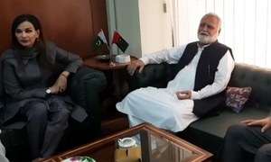 PPP and JUI-F agree on sending government home, opposition leaders say after meeting