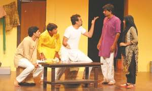 Theatre review: Chacha Chakkan