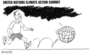 Cartoon: 26 September, 2019