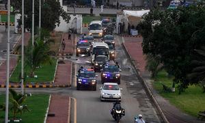 کراچی: پاک سری لنکا سیریز کیلئے سیکیورٹی کے فول پروف انتظامات
