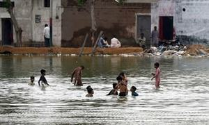 At least 6 dead in Karachi from rain-related incidents as city experiences 'extraordinary' showers