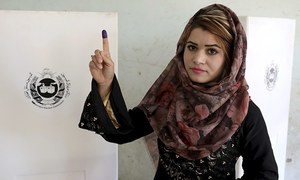Editorial: In a society as complex as Afghanistan, there no alternative for power-sharing except elections