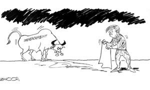 Cartoon: 30 September, 2019