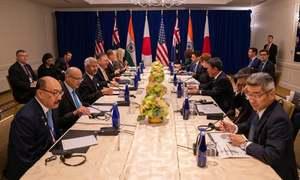 عالمی سفارتی میلے میں نئی صف بندی، کون کس کے ساتھ کھڑا ہے؟
