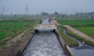 To save Pakistan, look under its rivers