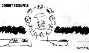 Cartoon: 2 October, 2019