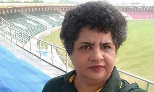 'آئی سی سی امپائرز پینل کا حصہ بننے والی پہلی پاکستانی خاتون بننا چاہتی ہوں'