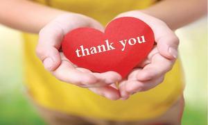Tribute: Thank you, teachers!