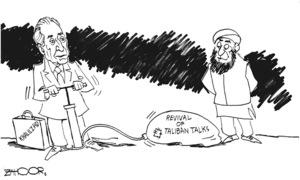 Cartoon: 3 October, 2019