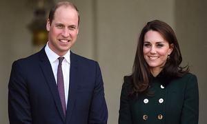 Aga Khan hosts British royal couple ahead of Pakistan visit