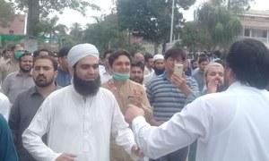 پشاور ہائیکورٹ: زیر حراست ڈاکٹروں کی ضمانت منظور، تشدد کی تحقیقات کا حکم