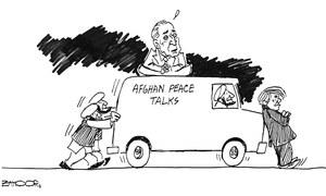 Cartoon: 5 October, 2019