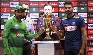 Sarfraz wary of SL comeback as T20 battle begins