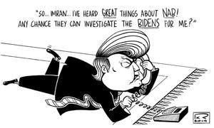 Cartoon: 6 October, 2019