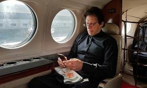 سعودی ولی عہد کے 'خصوصی طیارے سے متعلق مضمون' من گھڑت قرار