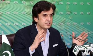 New projects offered to China as part of CPEC, says Khusro Bakhtyar