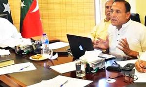 جہانگیر ترین سے اختلافات: پی ٹی آئی کے مرکزی رہنما ابوالحسن مستعفی