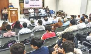 Friends, admirers remember journalist Shaikh Aziz on first death anniversary