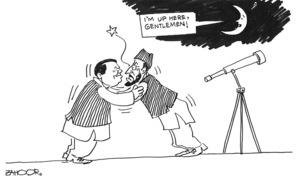 Cartoon: 8 October, 2019
