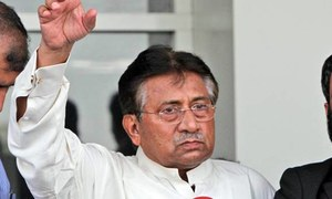 Treason trial against Musharraf to be heard on daily basis from October 24