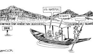 Cartoon: 9 October, 2019