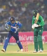 Lankans complete T20 series whitewash as Pakistan wilt again