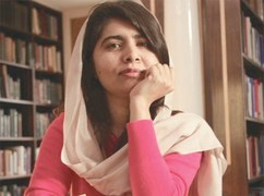 Malala asks tweeting admirers to help her survive varsity's final, tough year