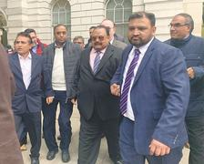 UK police charge Altaf with 'encouraging terrorism'