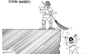 Cartoon: 11 October, 2019