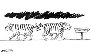 Cartoon: 12 October, 2019