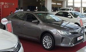 رواں مالی سال: پہلی سہ ماہی کے دوران گاڑیوں کی فروخت میں نمایاں کمی