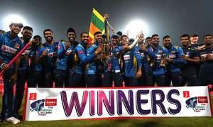 FICA, Giles Clarke term Sri Lanka tour a positive step for Pakistan cricket