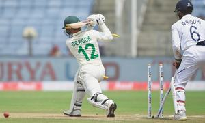 Ruthless India whip South Africa to win record 11th home series